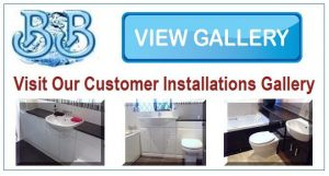 Bathrooms Installations Gallery